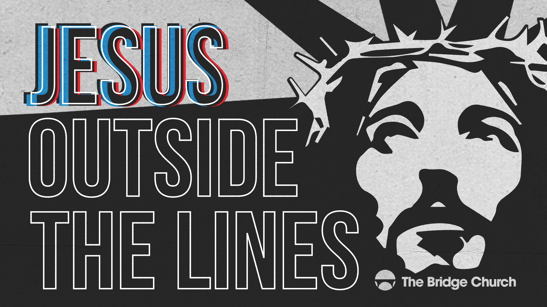 Jesus Outside the Lines: Hypocrite or Work In Progress