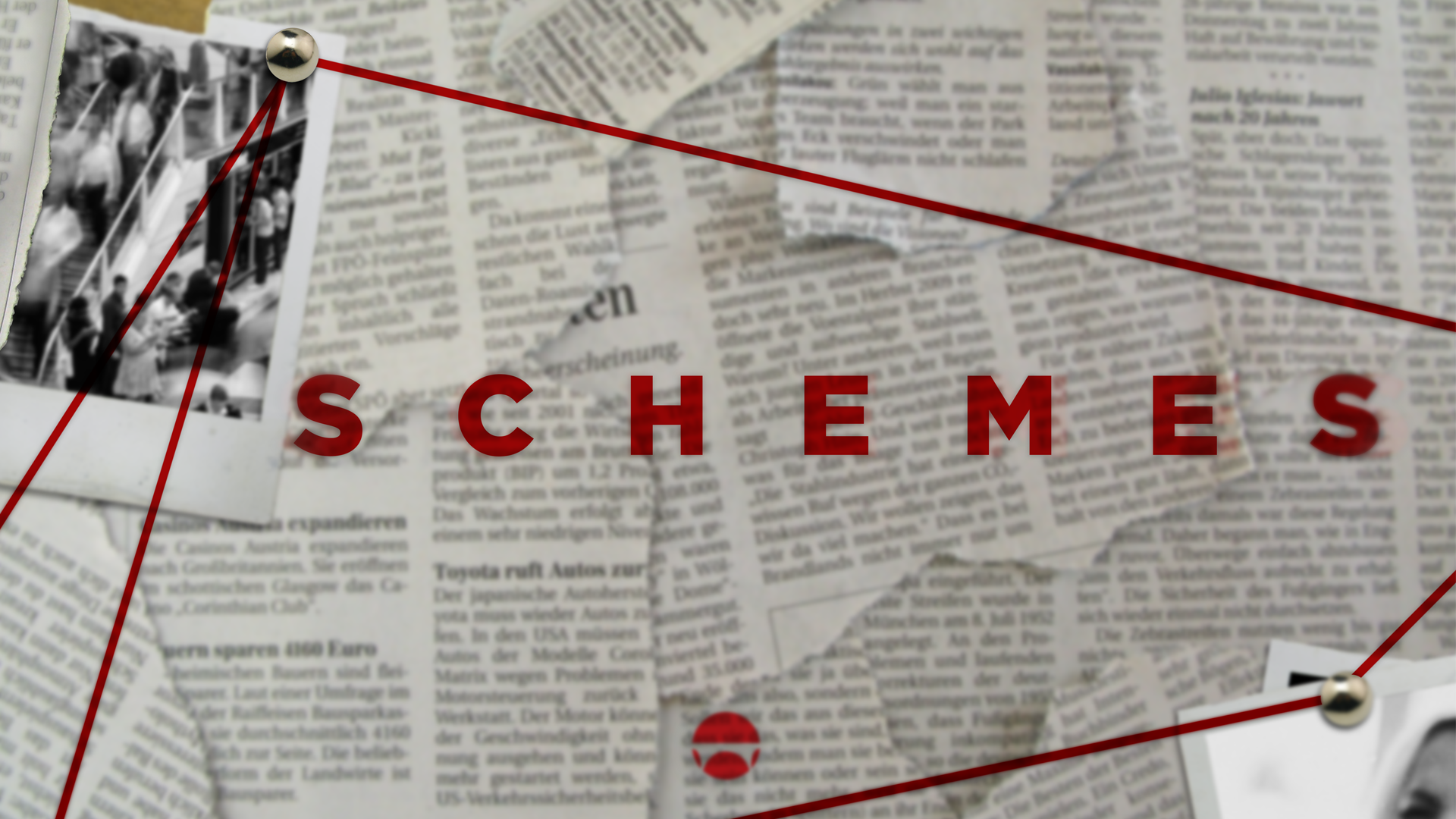 Schemes: Scheme 2 - The Lie